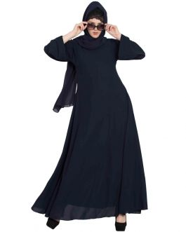 Umbrella Cut Dress - Not An Abaya